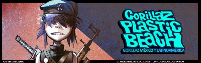 Gorillaz Laika Come Home